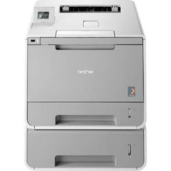 Imprimanta Brother HL-L9200CDWT, laser, color, format A4, retea, WiFi, duplex