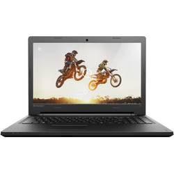 Laptop Lenovo 15.6'' IdeaPad 100 BD, Intel Core i5-5200U, 4GB, 500GB, GMA HD 5500, FreeDos, Black, 4-cell, no ODD