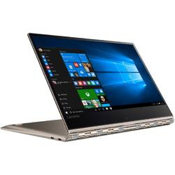 "Laptop 2-in-1 Lenovo 13.9"" Yoga 910, FHD IPS Touch,  Intel Core i7-7500U, 8GB DDR4, 512GB SSD, GMA HD 620, Win 10 Home, Gold"