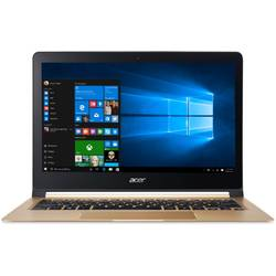 Ultrabook Acer 13.3'' Swift SF713-51, FHD, Intel Core i5-7Y54, 8GB, 256GB SSD, GMA HD 615, Win 10 Home, Gold
