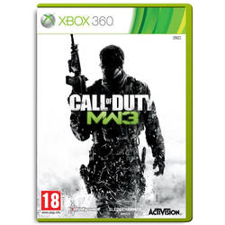 Activision XBOX 360 CALL OF DUTY MODERN WARFARE