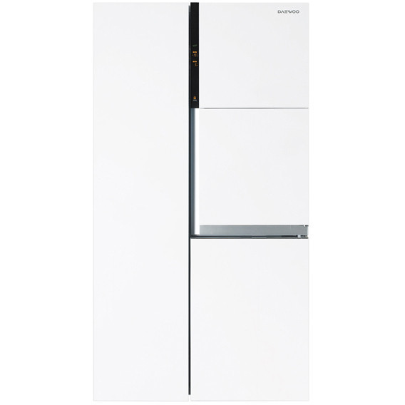 Side By Side No Frost FRS-T30H3, 780 l, clasa A+