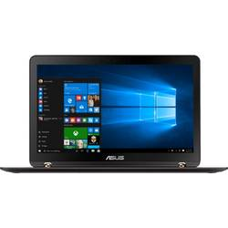 Laptop 2-in-1 ASUS 15.6'' ZenBook Flip UX560UQ, FHD IPS Touch, Intel Core i7-7500U, 8GB DDR4, 512GB SSD, GeForce 940MX 2GB, Win 10 Pro, Black