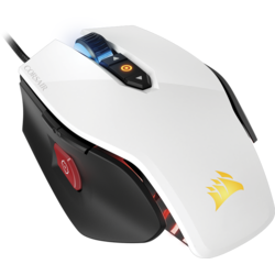 CORSAIR Mouse Gaming M65 PRO RGB - White