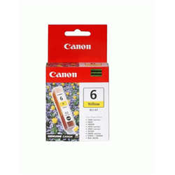 Canon BCI-6Y, YLO Yellow Inktank BEF47-3251300