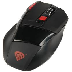 Natec Mouse gaming wireless GENESIS V55, 2000 DPI + DPI switch