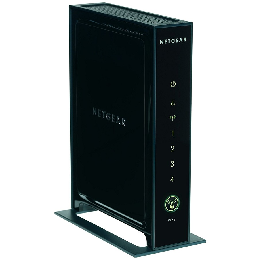 Router Wireless-n300, 4-port Gbe Open Source With Usb (wnr3500l V2)