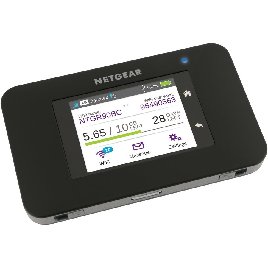 Router Wireless Portabil Aircard 790s, 3g/4g Lte 802.11ac, Mobile Hot Spot (ac790s)
