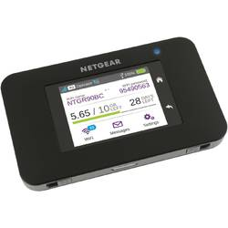 NETGEAR Router wireless portabil AirCard 790S, 3G/4G LTE 802.11ac, Mobile HOT Spot (AC790S)
