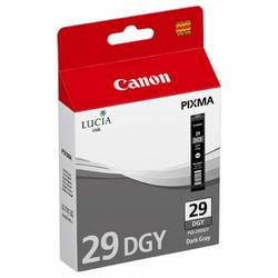 Canon PGI-29 DGY, Dark Grey Ink Tank BS4870B001AA