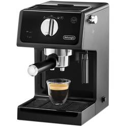 DeLonghi Espressor manual ECP 33.21, 1100 W, 15 bar, 1.1 l, negru
