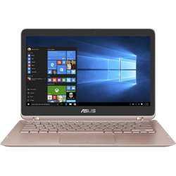 Laptop 2-in-1 ASUS 13.3'' ZenBook Flip UX360UAK, FHD Touch, Intel Core i5-7200U, 8GB, 256GB SSD, GMA HD 620, Win 10 Home, Rose