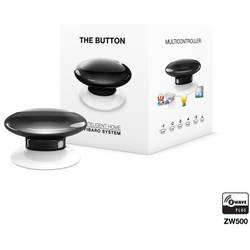 Fibaro Button black