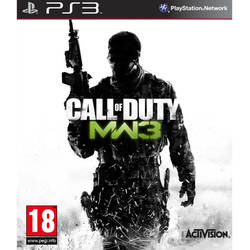 Activision Call of Duty Modern Warfare 3 PS3