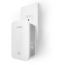 Linksys Wireless Range Extender 1900Mbps, Dual Band
