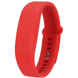 Smartwatch Alcatel Onetouch Move Band Rosu