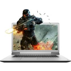 "Laptop Lenovo Gaming 17.3"" IdeaPad 700, FHD IPS, Intel Core i7-6700HQ, 8GB DDR4, 1TB, GeForce GTX 950M 4GB, FreeDos, Black"