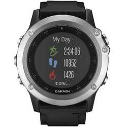 Smartwatch Garmin Fenix 3, Heart Rate, Silver
