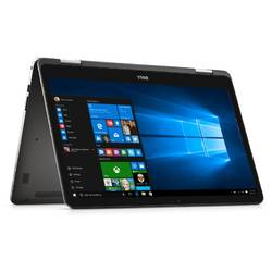 Laptop 2-in-1 DELL 17.3'' Inspiron 7779 (seria 7000), FHD Touch, Intel Core i5-7200U, 12GB DDR4, 1TB, GeForce 940MX 2GB, Win 10 Home