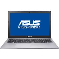 Laptop ASUS 15.6'' A550VX, Intel Core i7-6700HQ, 4GB DDR4, 1TB 7200 RPM, GeForce GTX 950M 2GB, FreeDos, Gray
