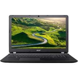 Laptop Acer 15.6'' Aspire ES1-533, Intel Celeron N3350, 4GB, 500GB, GMA HD 500, Linux, Black