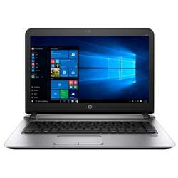 Laptop HP 14'' Probook 440 G3, FHD, Intel Core i3-6100U, 4GB DDR4, 128GB SSD, GMA HD 520, FingerPrint Reader, Win 7 Pro + Win 10 Pro, Dark Ash Silver