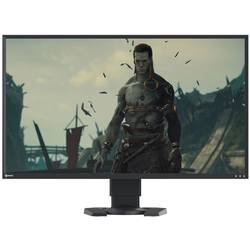 "Monitor LED IPS Eizo 27"", QHD, DVI, HDMI, DisplayPort, Negru"