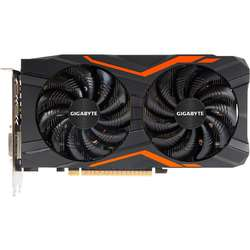 Placa video GIGABYTE GeForce GTX 1050 G1 GAMING 2GB DDR5 128-bit
