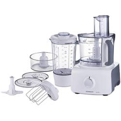 Kenwood Robot bucatarie FDP603WH, 1000 W, blender 1.5 L