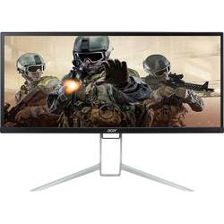"Monitor LED Acer Gaming BX340CK 34"" 6ms Black-Silver Free-Sync"