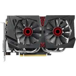 Placa video ASUS GeForce GTX 950 STRIX DirectCU II OC 2GB DDR5 128-bit