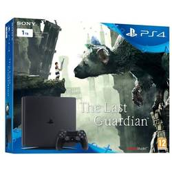 Consola Sony PlayStation 4 Slim 1TB, Black + Joc The Last Guardian