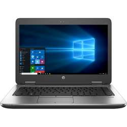 Laptop HP 14'' ProBook 640 G2,  Intel Core i3-6100U, 4GB DDR4, 500GB 7200 RPM, GMA HD 520, Win 7 Pro + Win 10 Pro