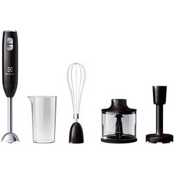 Electrolux Mixer vertical ESTM3400, 600 W, mini tocator, pahar 600 ml, negru