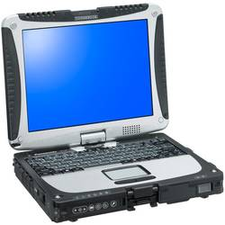 "Panasonic Laptop Toughbook Convertible 10.1"" XGA Touchscreen, Intel Core i5-3610ME max 3.3GHz, 4GB, 500GB HDD, WLAN, BT, Win 7Pro"