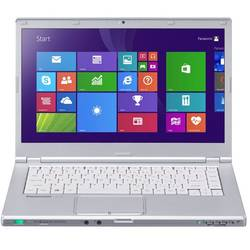 "Panasonic Laptop Toughbook 14"" HD IPS, Intel Corei5-4300U 2.0GHz, 4GB, 128GB SSD, WLAN, BT, Win 8.1Pro"