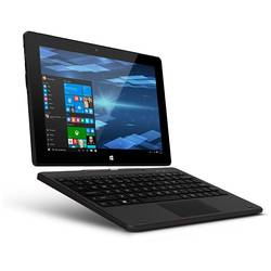 "Laptop 2 in 1 Allview Wi1001N Intel Atom Quad Core Z3735F 1.33 GHz, 10.1"", IPS, Touchscreen, 2GB, 32GB,  Windows 10, Black"