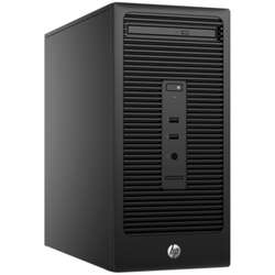 Sistem desktop HP 280 G2 MT, Intel Core i7-6700 3.4GHz, 8GB DDR4, 128GB SSD, GMA HD 530, Win 10 Pro