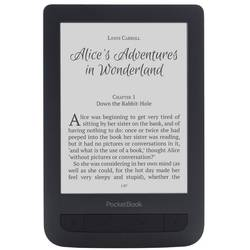eBook Reader PocketBook Basic Touch 2, E Ink Carta™, Ecran tactil, 8GB intern, WiFi, Negru