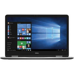 Laptop 2-in-1 DELL 17.3'' Inspiron 7778 (seria 7000), FHD Touch, Intel Core i7-6500U, 16GB, 512GB SSD, GeForce 940M 2GB, Win 10 Home