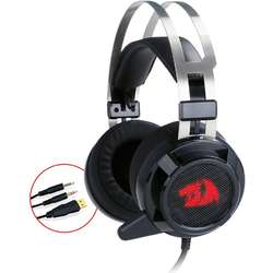Redragon Casti Gaming Siren Black