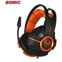 Somic Casti Gaming G905 Black