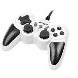 A4-TECH Gamepad A4Tech X7-T4 Snow USB/PS2/PS3