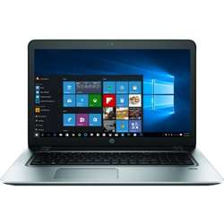 Laptop HP 17.3'' ProBook 470 G4, FHD,  Intel Core i7-7500U, 8GB DDR4, 1TB, GeForce 930MX 2GB, FingerPrint Reader, Win 10 Pro, Dark Ash Silver
