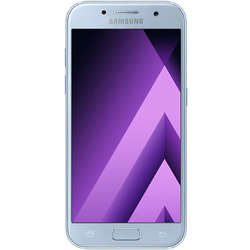 Telefon Mobil Samsung Galaxy A3 (2017) Single Sim Blue 4G