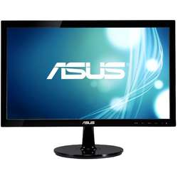 Monitor LED ASUS VS207DF 19.5 inch 5ms Black
