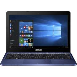 Laptop ASUS 11.6'' X206HA,  Intel Atom x5-Z8350 , 2GB, 32GB eMMC, GMA HD 400, Win 10 Home, Dark Blue