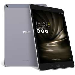 Tableta ASUS ZenPad 3S 10, Z500KL, 9.7 inch IPS MultiTouch, Snapdragon 650 1.8 GHz Hexa Core, 4GB RAM, 32GB flash, Wi-Fi, Bluetooth, GPS, Android 6.0, Slate Grey