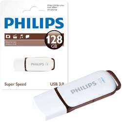 Philips USB Flash Drive 128GB Snow Edition, USB3.0