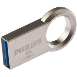 Philips USB Flash Drive 8GB Circle Edition, USB3.0
